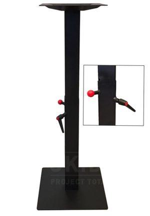 Tafelonderstel gietijzer Y339-40-8 zwart